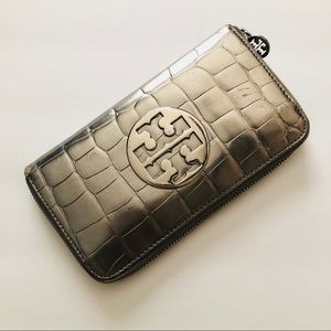Tory Burch Crocodile wallet